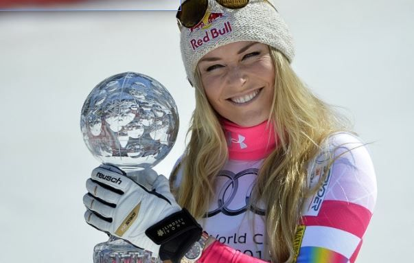 Lindsey Vonn - 'Strong is the New Beautiful'