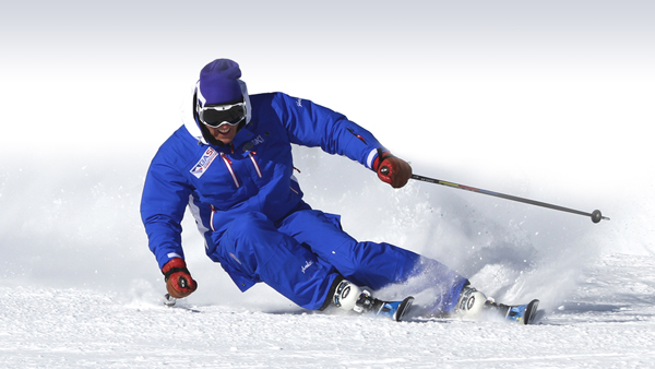 Become a ski instructor