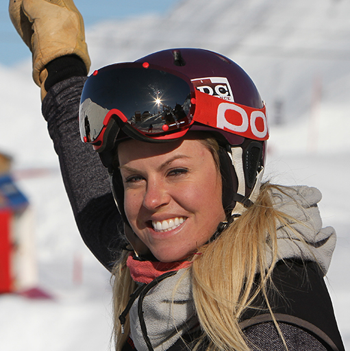 Chemmy Alcott - World Cup racer